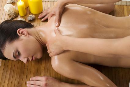 Massage profond
