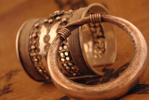 Bijoux ethniques de création Miao