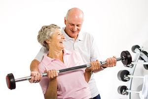 ostéoporose, le bien-être et la santé par le sport