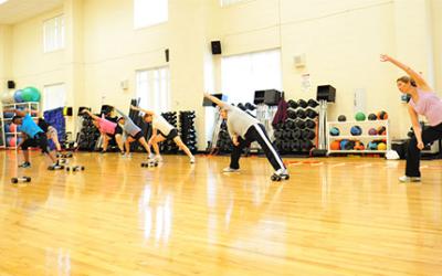 Les bienfaits de la Zumba pratiquée en salle de fitness