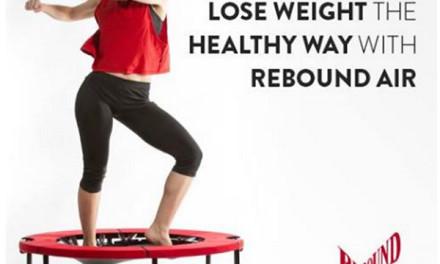 Les 4 bonnes raisons de faire du trampoline « rebound »