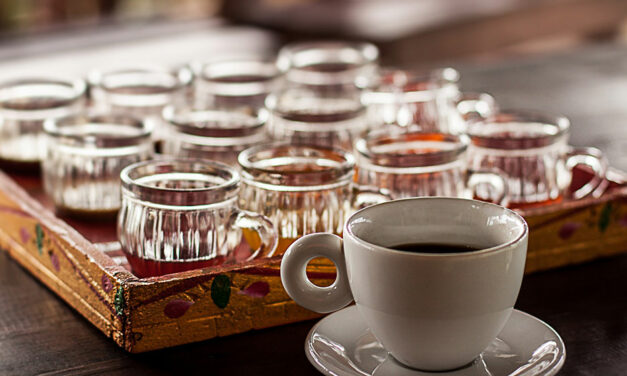La caféine : Combien d'aliment contiennent ce nutriment ?