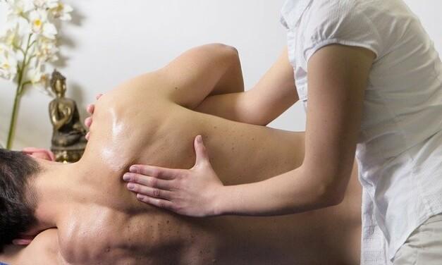 Les différents types de massage bien-être